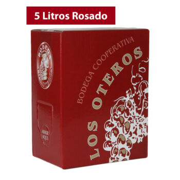Bag-In-Box 5 Litros Rosado
