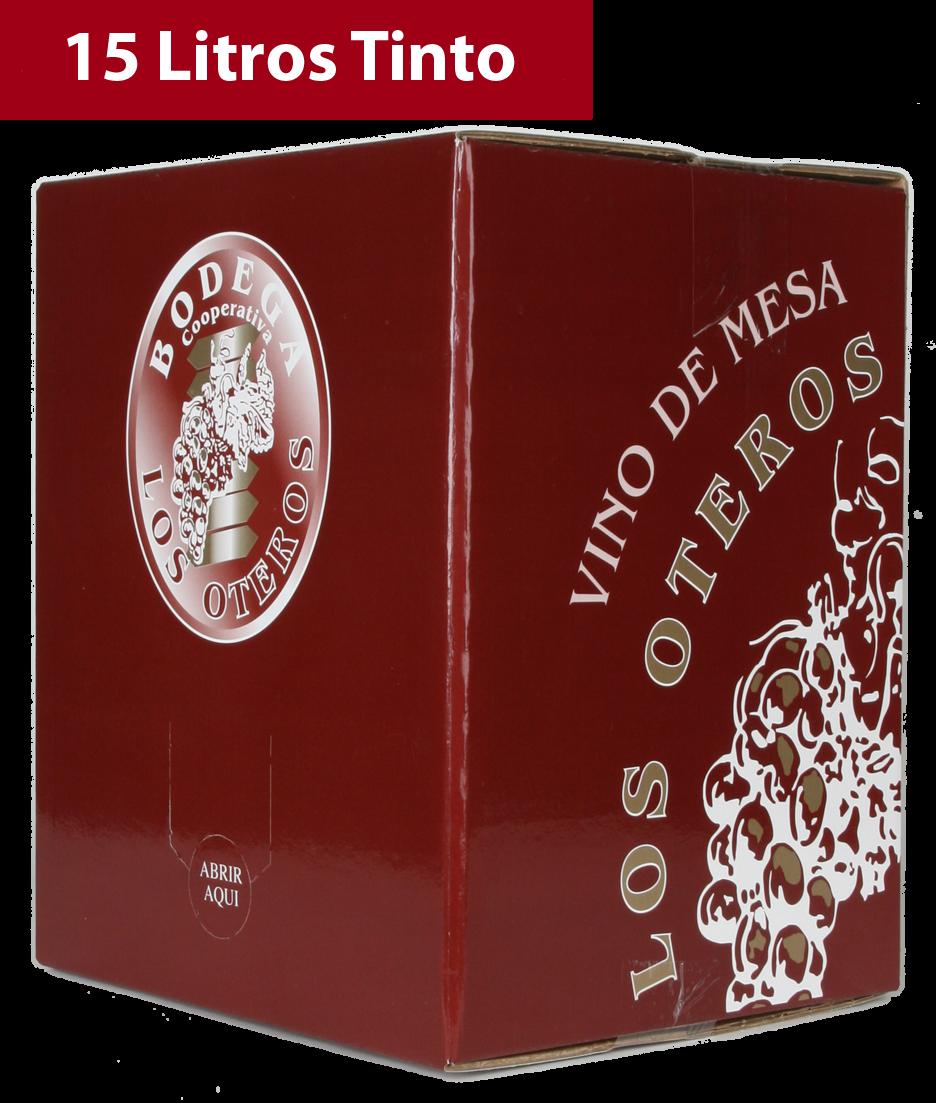 Bag-In-Box 15 Litros Tinto