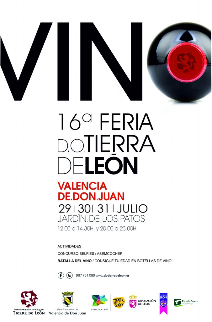 XVI Feria del Vino DO Tierra de León