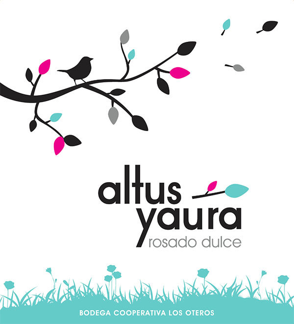 Etiqueta Altus Yaura