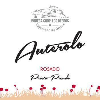 Etiqueta Auterolo Rosado