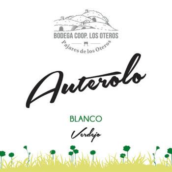 Etiqueta Auterolo Blanco
