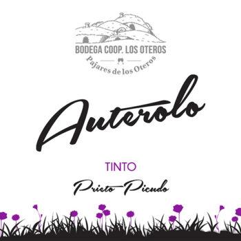 Etiqueta Auterolo Tinto